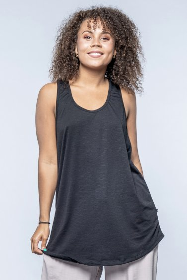 Bonnie Top Black